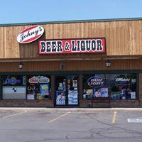 Johny's Beer & Liquor logo