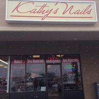 Kathy Nails logo