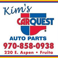 Kim's Auto Parts logo