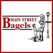 Main Street Bagels Artisan Bakery & Cafe logo
