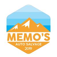 Memo's Auto Salvage logo