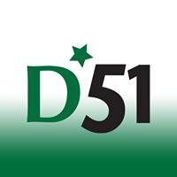 Mesa County Valley School District 51 logo