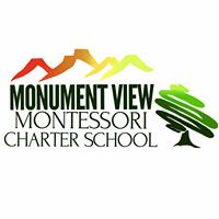 Monument View Montessori Charter School logo