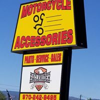 Motorcycle Accessories logo