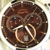 Mountain Time Watch Co logo