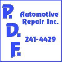PDF Automotive Repair Inc logo