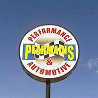 Pearmain's Performance & Automotive logo