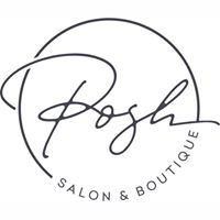 Posh Salon & Boutique logo