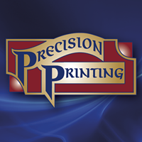 Precision Printing logo