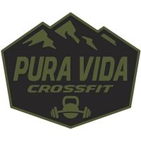 Pura Vida CrossFit logo