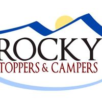Rocky Toppers & Campers logo