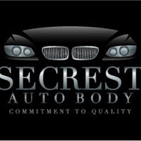 Secrest Auto Body logo