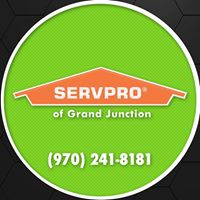 Servpro Of Grand Junction logo