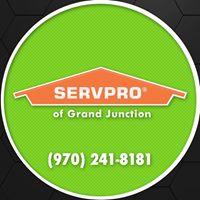 Servpro Of Grand Junction logo