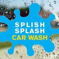 Splish Splash Car Wash logo
