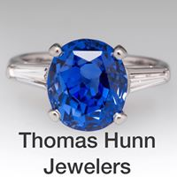 Thomas Hunn Jewelers logo
