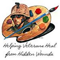 Veterans' Art Center logo