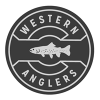 Western Anglers logo