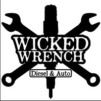 Wicked Wrench Diesel & Auto logo