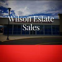 Wilson Estate Sales logo