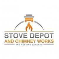 Stove Depot And Chimney Works logo