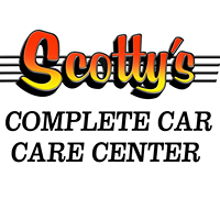 Scotty's Complete Car Care logo