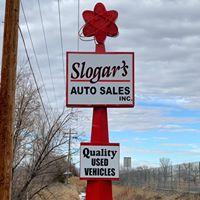 Slogar's Auto Sales logo
