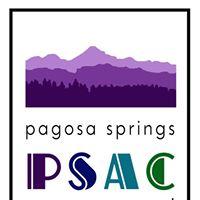 Pagosa Springs Arts Council logo
