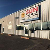 Sun Glass Cortez logo