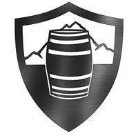 Iron Dram Whiskey Lodge logo
