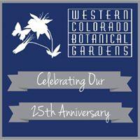 Western Colorado Botanical Gardens logo