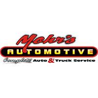 Mohr's Automotive / Towing logo