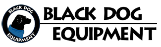 Black Dog Equipment Rentals logo