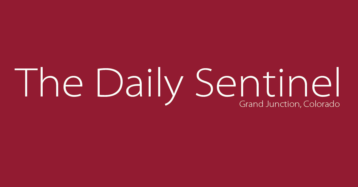 Daily Sentinel The logo