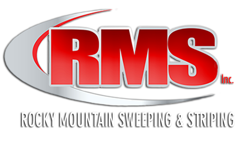 Rocky Mountain Sweeping & Striping Inc logo