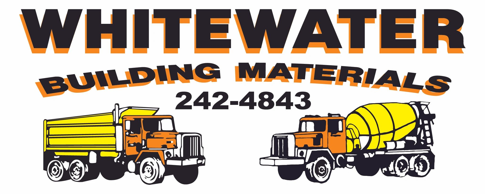 Whitewater Building Materials Corp logo
