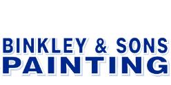 Binkley & Sons Painting logo