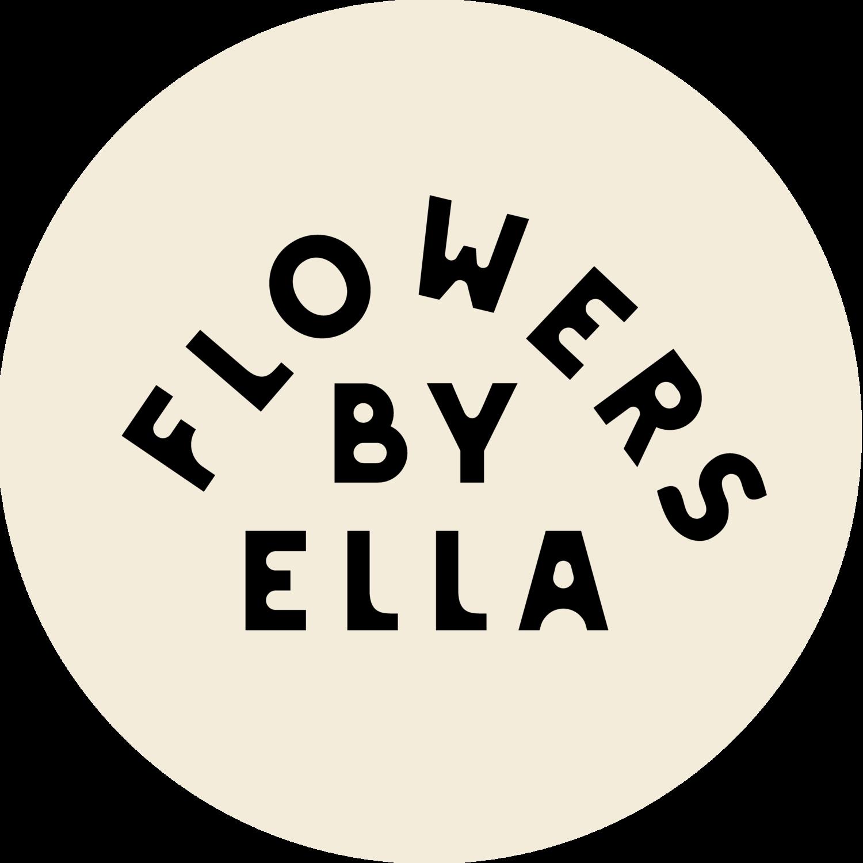 Flowers By Ella logo