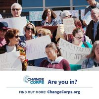 Change Corps logo