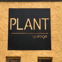 Plant Garage logo