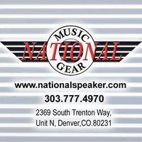 National Speaker & Sound logo