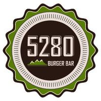 5280 Burger Bar logo