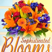 Sophisticated Blooms logo