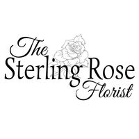 The Sterling Rose Florist logo