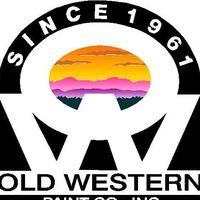 Old Western Paint Co Inc logo