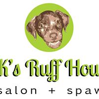 JK's Ruff House logo