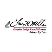 Larry H Miller Chrysler Dodge Ram FIAT Denver logo