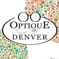Optique of Denver logo
