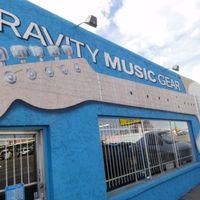 Gravity Music Gear logo