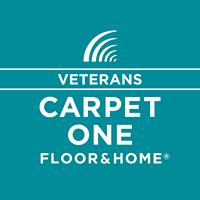 Veterans Carpet One Floor & Home logo